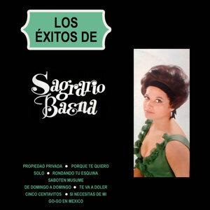Sagrario Baena 歌手頭像