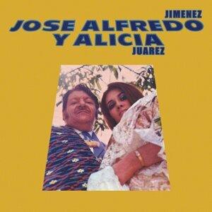 José Alfredo Jimenez & Alicia Juarez 歌手頭像