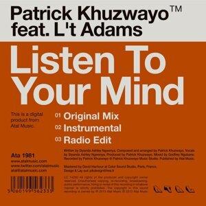 Patrick Khuzwayo 歌手頭像