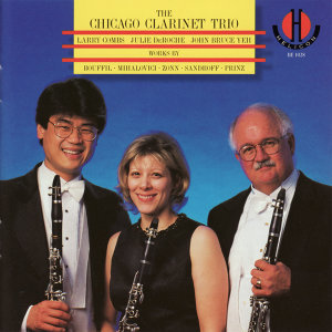 The Chicago Clarinet Trio 歌手頭像