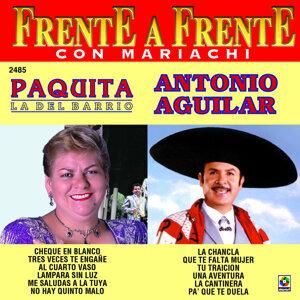 Paquita La Del Barrio - Antonio Aguilar 歌手頭像