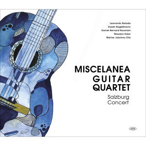 Miscelanea Guitar Quartet 歌手頭像