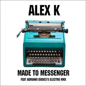 Alex K 歌手頭像