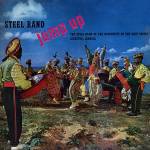 The Steel Band Of The University Of West Indies, Kingston Jamaica