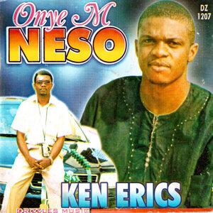 Ken Erics 歌手頭像