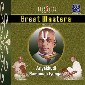 Ariyakkudi Ramanuja Iyerngar 歌手頭像