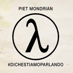 Piet Mondrian 歌手頭像