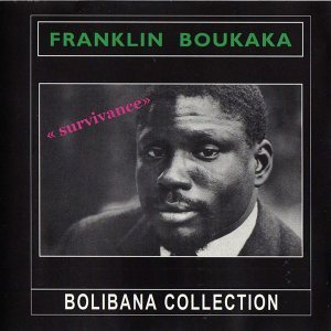 Franklin Boukaka 歌手頭像