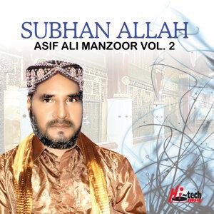 Asif Ali Manzoor 歌手頭像