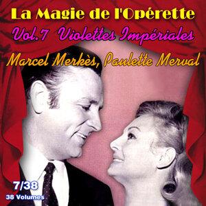 Marcel Merkes et Paulette Merval 歌手頭像