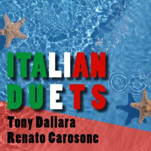 Tony Dallara|Renato Carosone 歌手頭像