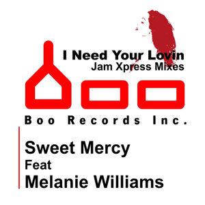 Sweet Mercy feat. Melanie Williams 歌手頭像