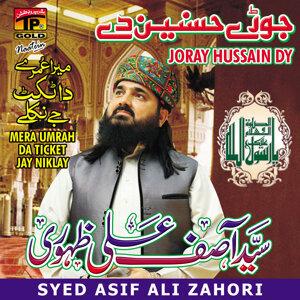 Syed Asif Ali Zahori 歌手頭像