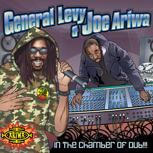 General Levy & Joe Ariwa