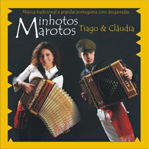 Tiago & Cláudia 歌手頭像