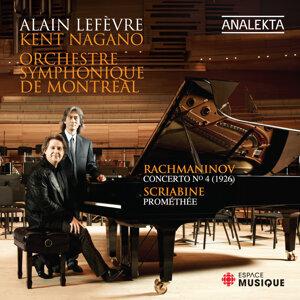Alain Lefèvre, Orchestre symphonique de Montréal 歌手頭像