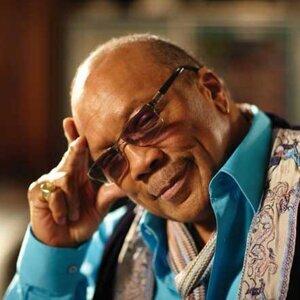Quincy Jones (昆西瓊斯) 歌手頭像