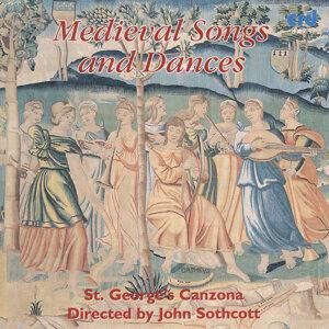 St. George's Canzona dir. John Sothcott