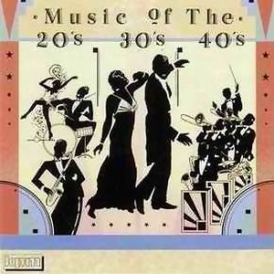 Music Of The 20s, 30s And 40s 歌手頭像