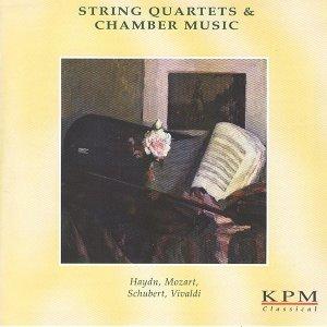 String Quartests & Chamber Music (弦樂四重奏與室內樂) 歌手頭像