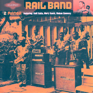 Rail Band 歌手頭像