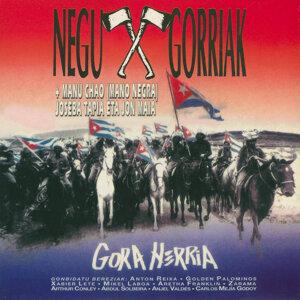 Negu Gorriak 歌手頭像