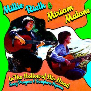 Millie Rieth & Miriam Malone