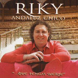 """Riky """"Andaluz Chico"""" 歌手頭像"""