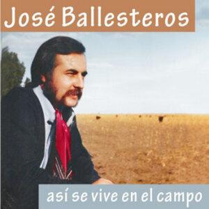José Ballesteros 歌手頭像