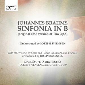 Malmö Opera Orchestra, Joseph Swensen 歌手頭像