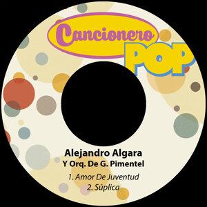 Alejandro Algara 歌手頭像