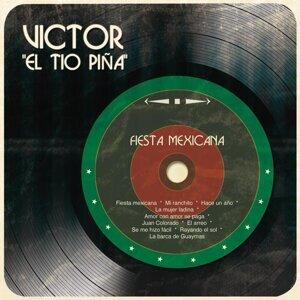"""Victor """"El Tío Piña"""" 歌手頭像"""