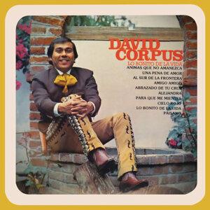 David Corpus 歌手頭像