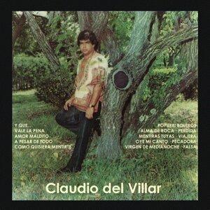 Claudio del Villar 歌手頭像