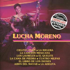 Lucha Moreno 歌手頭像