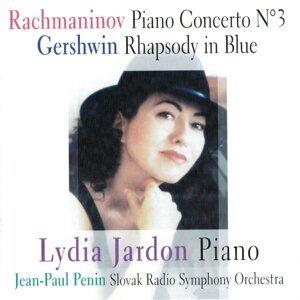 Lydia Jardon, Slovak Radio Symphony Orchestra, Jean-Paul Penin 歌手頭像