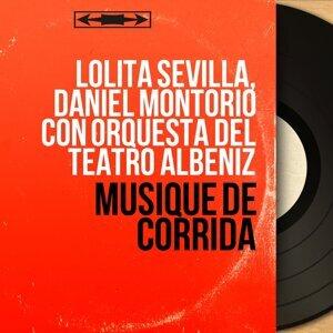 Lolita Sevilla, Daniel Montorio con Orquesta del Teatro Albéniz 歌手頭像