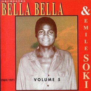 Orchestre Bella Bella, Emile Soki 歌手頭像
