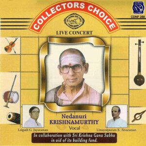 Nedanuri Krishnamurthy 歌手頭像