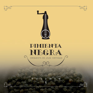 """Pimienta Negra """"Orquesta De Jazz Antiguo"""" 歌手頭像"""