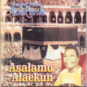 General Prince Adekunle 歌手頭像