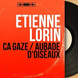 Etienne Lorin 歌手頭像