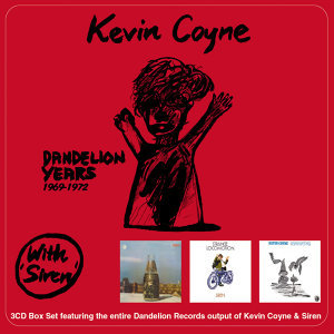 Kevin Coyne with Siren 歌手頭像