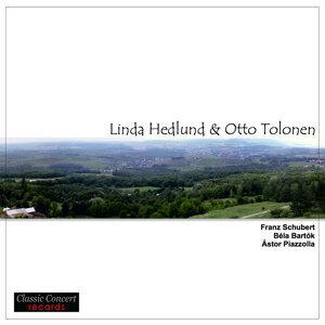 Linda Hedlund & Otto Tolonen 歌手頭像