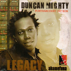 Duncan Mighty Portharcourt 1st Son