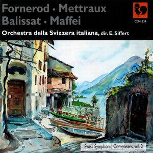 Orchestra della Svizzera italiana, Emmanuel Siffert 歌手頭像