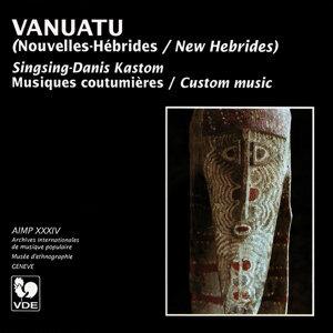 Vanuatu 歌手頭像