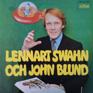 John Blund och Lennart Swahn