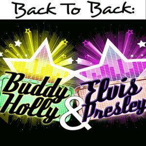 Buddy Holly & Elvis Presley 歌手頭像