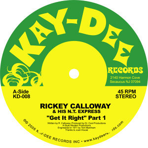 Rickey Calloway & HIs N.T. Express 歌手頭像